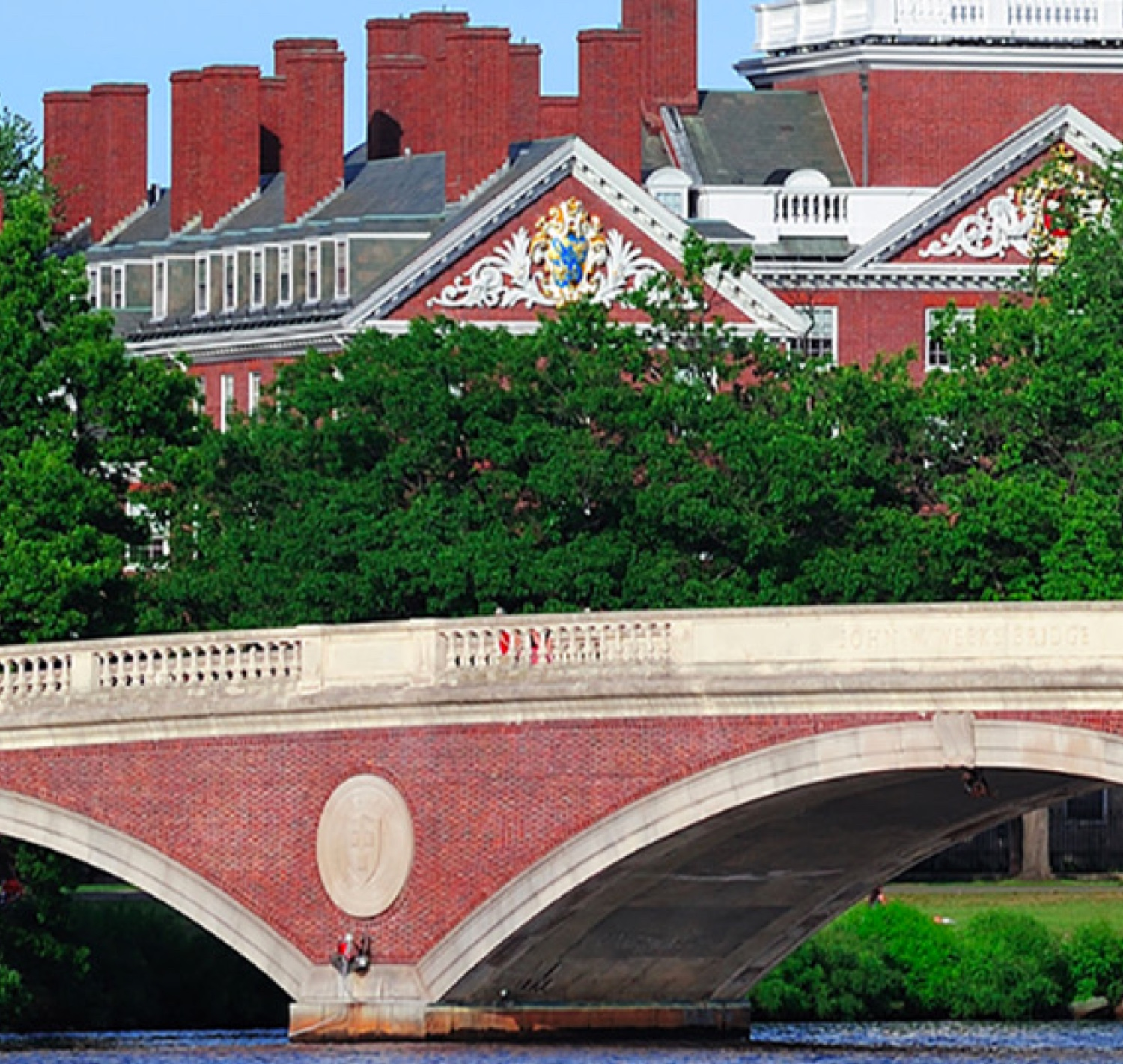 John W. Weeks bridge near Harvard University