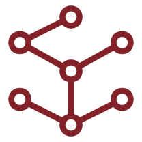 Network icon for LYNX Research