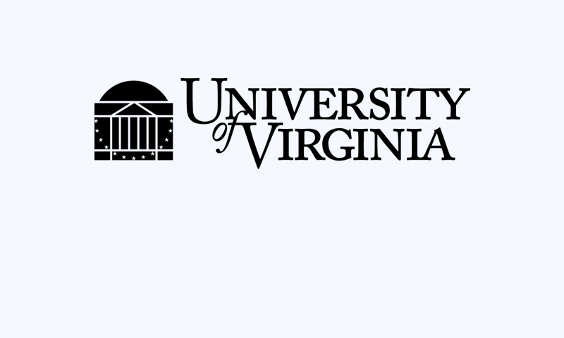 University of Virginia Logo in navy